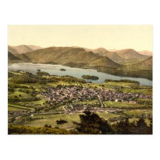 Keswick II, Derwentwater, Lake District, England Postcards