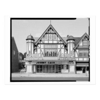 Keswick Theater, Glenside, PA Photo Postcards