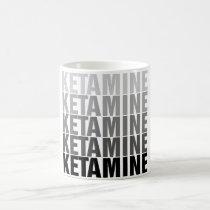 Ketamine K Hole Coffee Mug