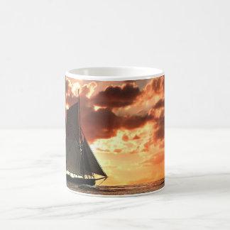 Ketch Coffee Mug