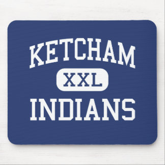 Ketcham - Indians - High - Wappingers Falls Mouse Pad
