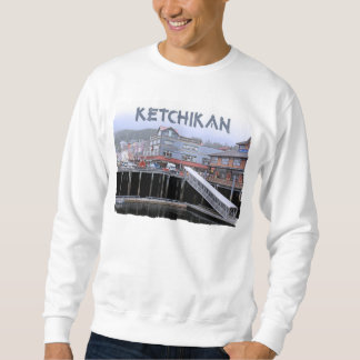 Ketchikan 3 Basic  Sweatshirt
