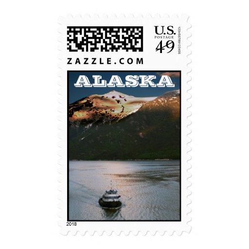 Ketchikan, Alaska Timbre Postal