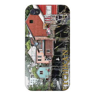 Ketchikan iPhone 4/4S Hard Shell Case