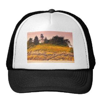 Ketchikan Lighthouse Mesh Hat