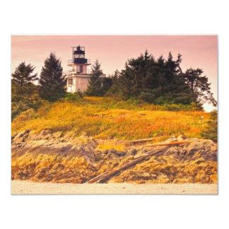 Ketchikan Lighthouse Custom Invites