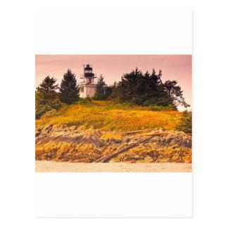 Ketchikan Lighthouse Postcard