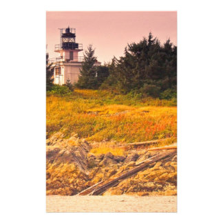 Ketchikan Lighthouse Stationery