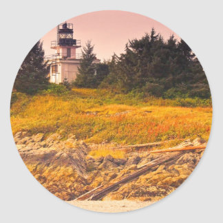 Ketchikan Lighthouse Stickers