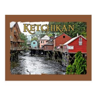 Ketchikan Postcard