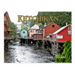 Ketchikan Postcard 2