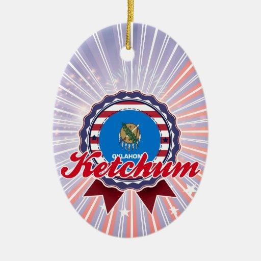 Ketchum, OK Ornaments