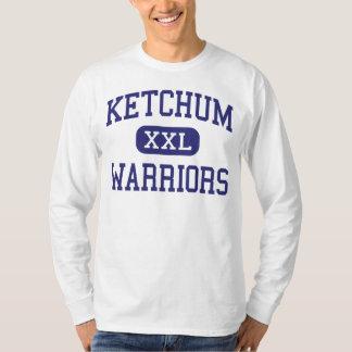 Ketchum Warriors Middle Ketchum Oklahoma T Shirt