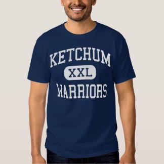 Ketchum Warriors Middle Ketchum Oklahoma Tee Shirt