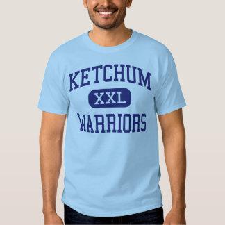 Ketchum Warriors Middle Ketchum Oklahoma Tshirts