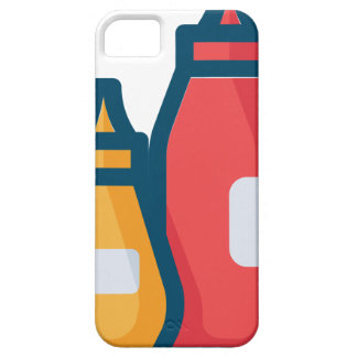 Ketchup and Mustard iPhone SE/5/5s Case