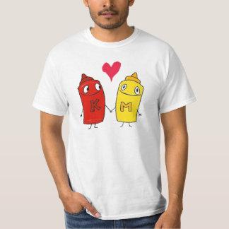 Ketchup and Mustard Tee Shirt