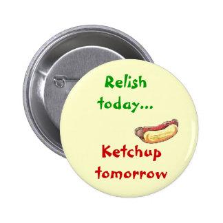 Ketchup and Relish Button