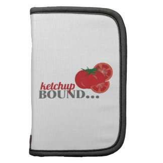 Ketchup Bound Tomato Folio Planner