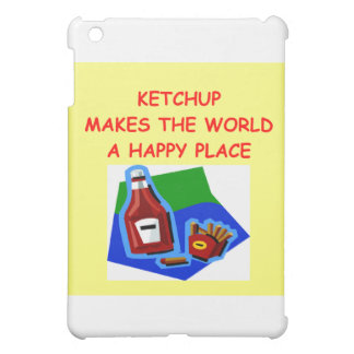 ketchup case for the iPad mini