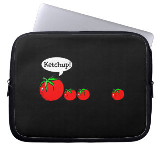 Ketchup Joke Electronics Bag