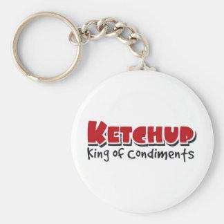 ketchup key chain