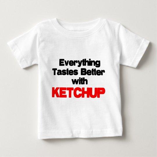 KETCHUP LOVER BABY T-Shirt