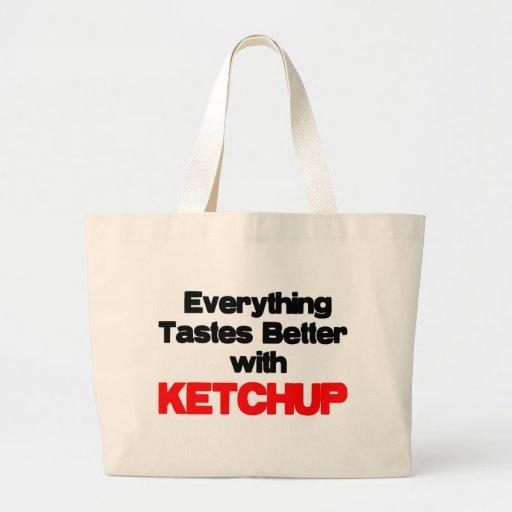 KETCHUP LOVER BAGS