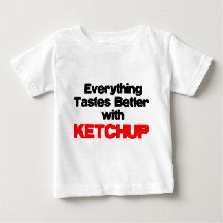 KETCHUP LOVER INFANT T-SHIRT
