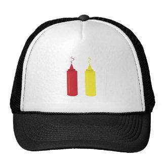 Ketchup Mustard Trucker Hat
