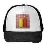 Ketchup & Mustard Trucker Hats