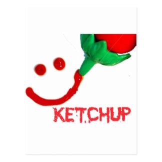 ketchup post cards