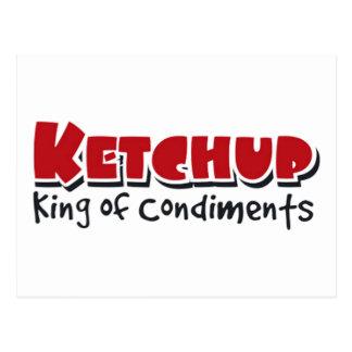 ketchup postcards