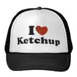 ketchup trucker hat