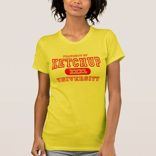 Ketchup University T-Shirt