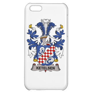 Ketelsen Family Crest iPhone 5C Covers