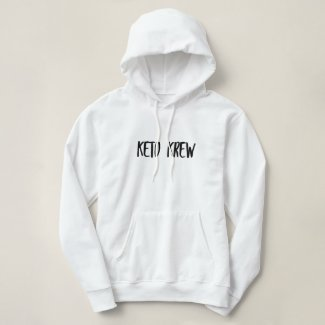 Keto Krew Hooded Sweatshirt