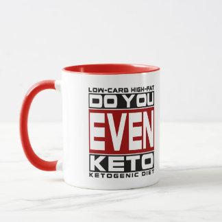KETOGENIC DIET: Do You Even Keto? Keto For Health! Mug