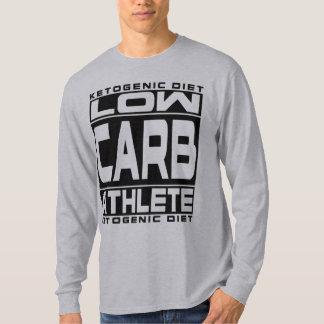 KETOGENIC DIET: Low Carb Athlete For Blood Ketones T-Shirt