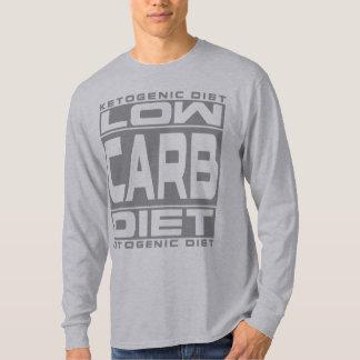 KETOGENIC DIET: Low Carb Diet - Eat Less Sugar! T-Shirt