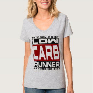 KETOGENIC DIET: Low Carb Runner - Keto For Health! T-Shirt