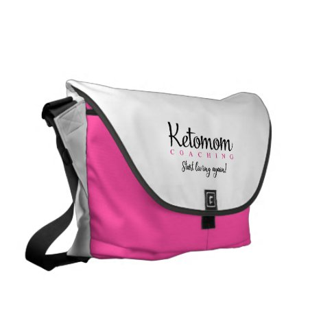 Ketomom Computer Bag