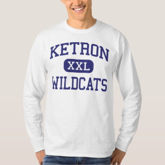 Ketron Wildcats Middle Kingsport Tennessee T-Shirt