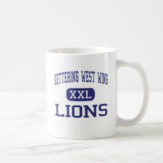 Kettering West Wing - Lions - High - Detroit Classic White Coffee Mug