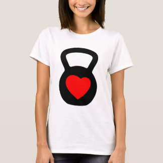 KETTLE-BELL LOVE T-SHIRT