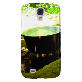 Kettle Burn Galaxy S4 Cover