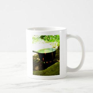 Kettle Burn Classic White Coffee Mug