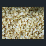 "Kettle  Corn Popcorn Scrapbooking Paper<br><div class=""desc"">Popped kettle corn popcorn looks and smells so yummy! A fun page to add to your scrapbook of a trip to the circus or a fair. Moods of Maggie thanks you!</div>"