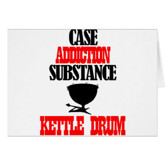kettle drum designs greeting cards