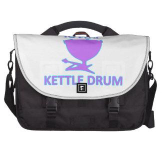 Kettle Drum Designs Laptop Messenger Bag